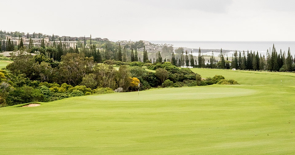 Best Maui Golf Kapalua