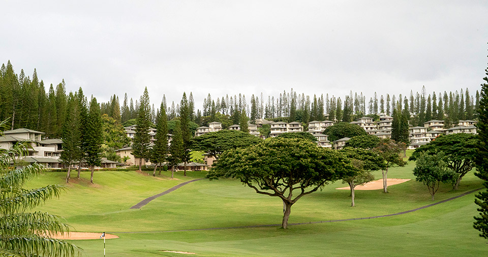 Best Maui Golf Kaanapali