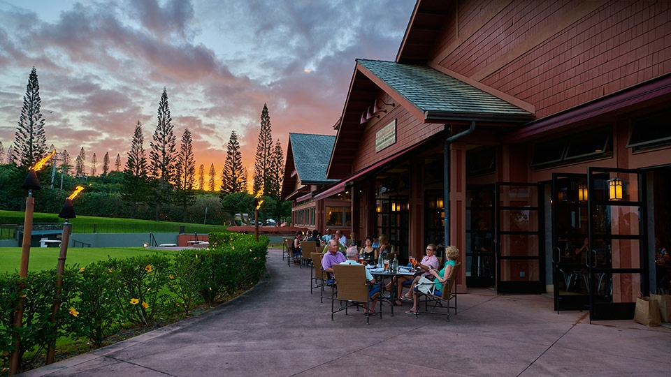 Best Maui Restaurants Taverna