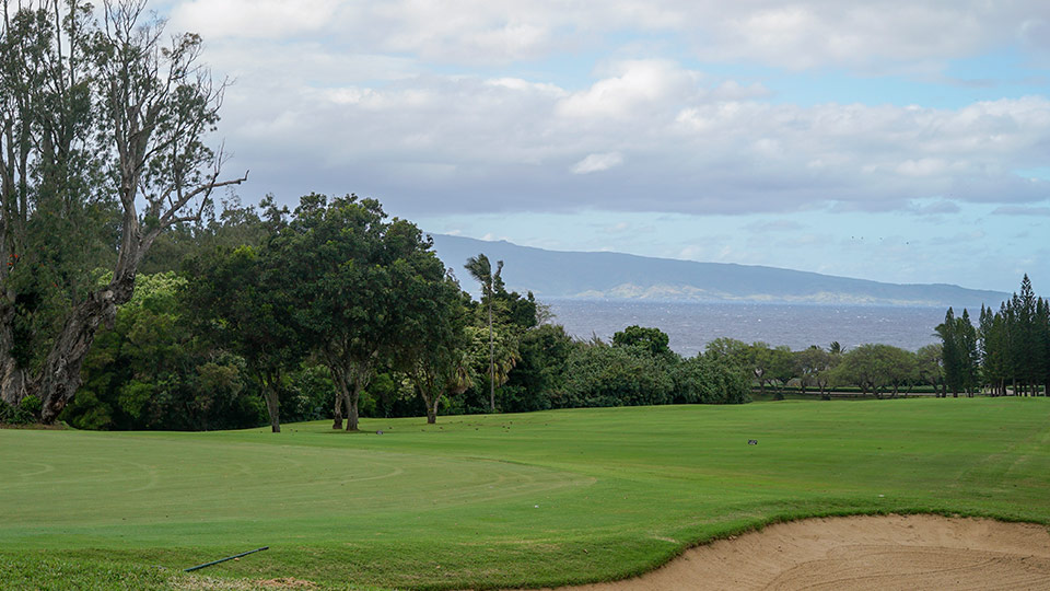 Best Maui Golf Kapalua Bay
