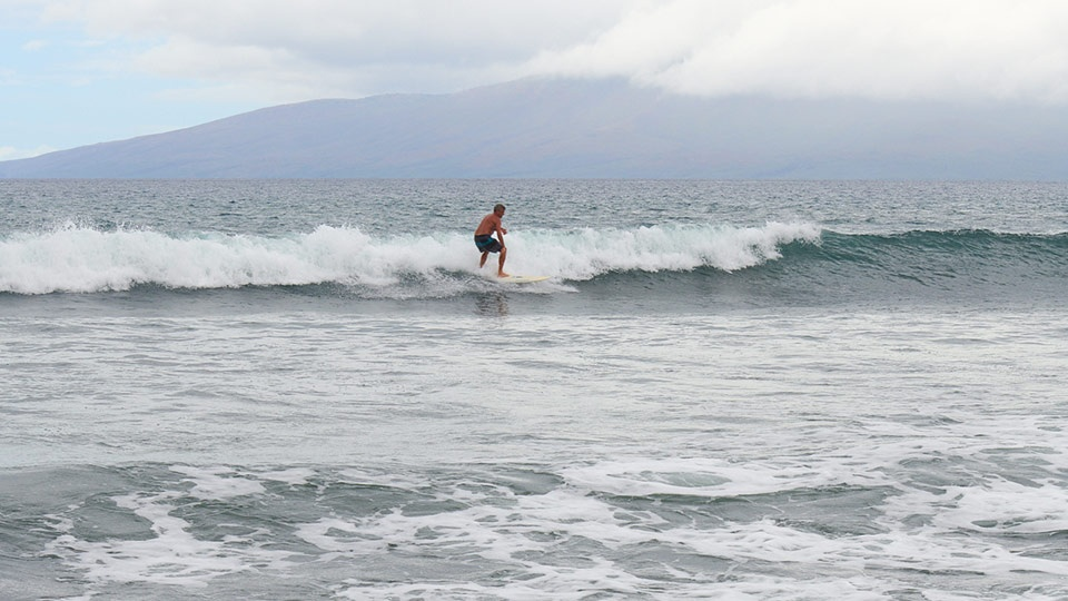 Best Maui Beginner Surf Guardrails