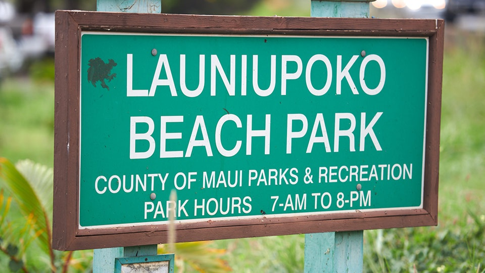 Best Maui Beginner Surf Launiupoko