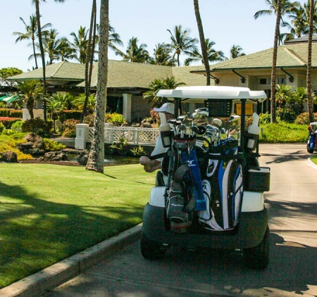 Top 10 Golf Courses on Maui