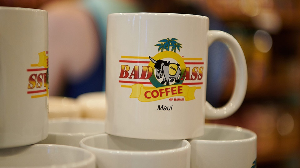 Best Maui Bad Ass Coffee
