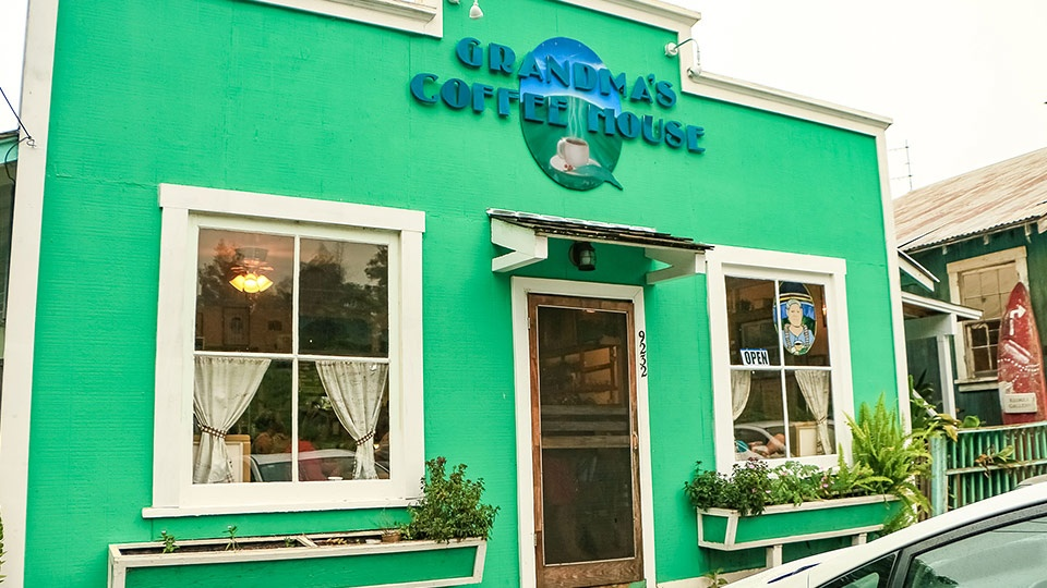 Best Maui Grandma's Coffee House