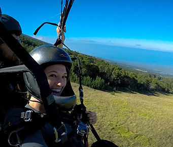 Best Maui Land Tours Activities Paragliding