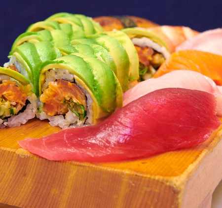 Top 10 Maui Sushi Restaurants