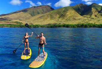 Best Maui Vacation Ocean Activities