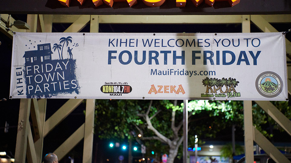 Best Kihei Activities Friday Party