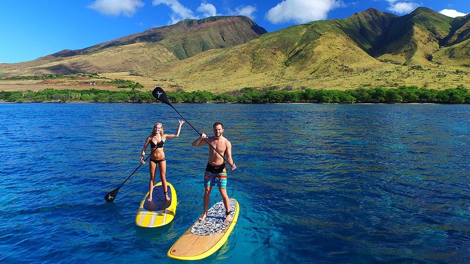 Best Kihei Activities Beginner Surfing