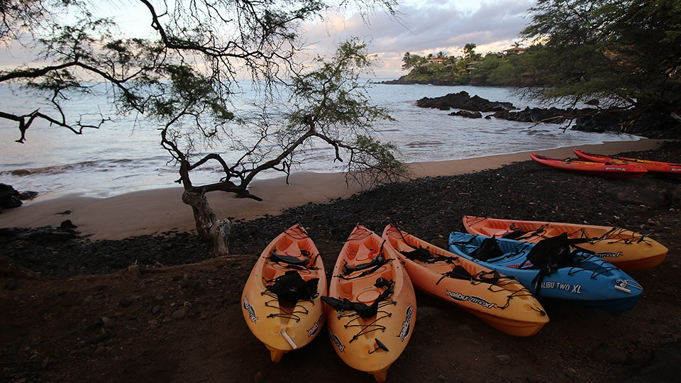 Best Kihei Activities Kayaks