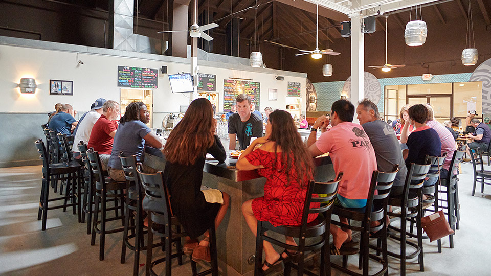 Best Kihei Activities Maui Brewing Company Maui Brewing Company