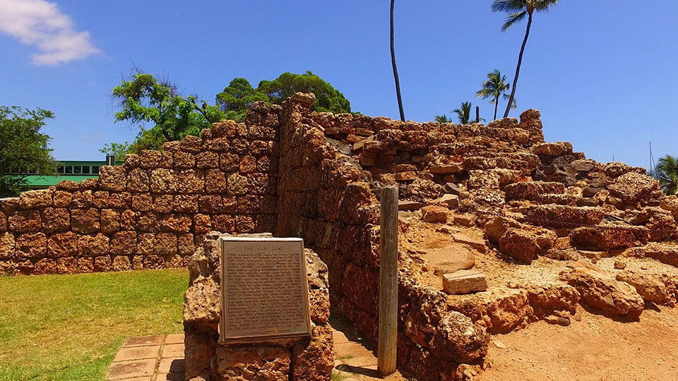 Best Lahaina Maui Historic Sites