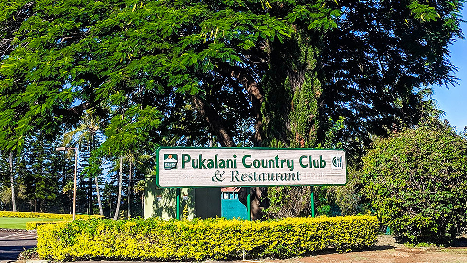 Best Upcountry Country Club