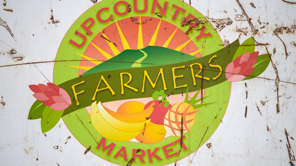 Best Upcountry Farmers Market Activity