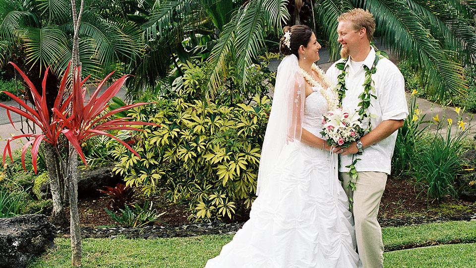 Haiku Gardens Top Hawaii Wedding Location