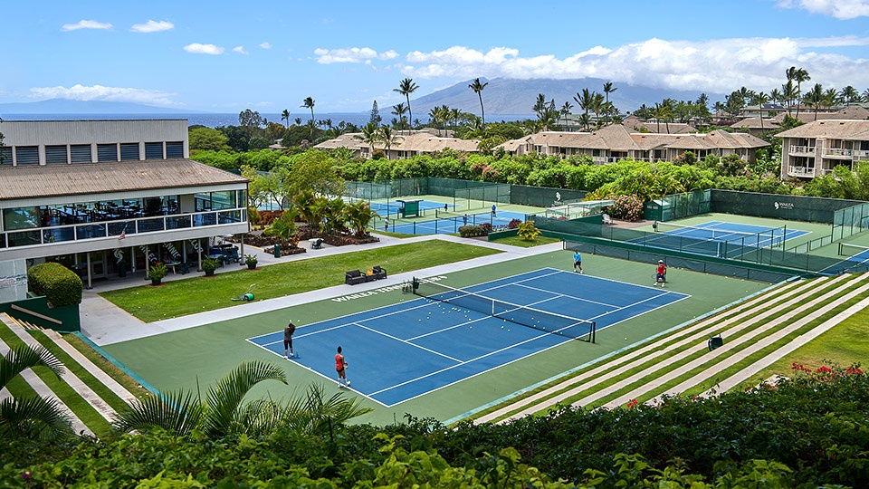 Best Maui Wailea Tennis Club