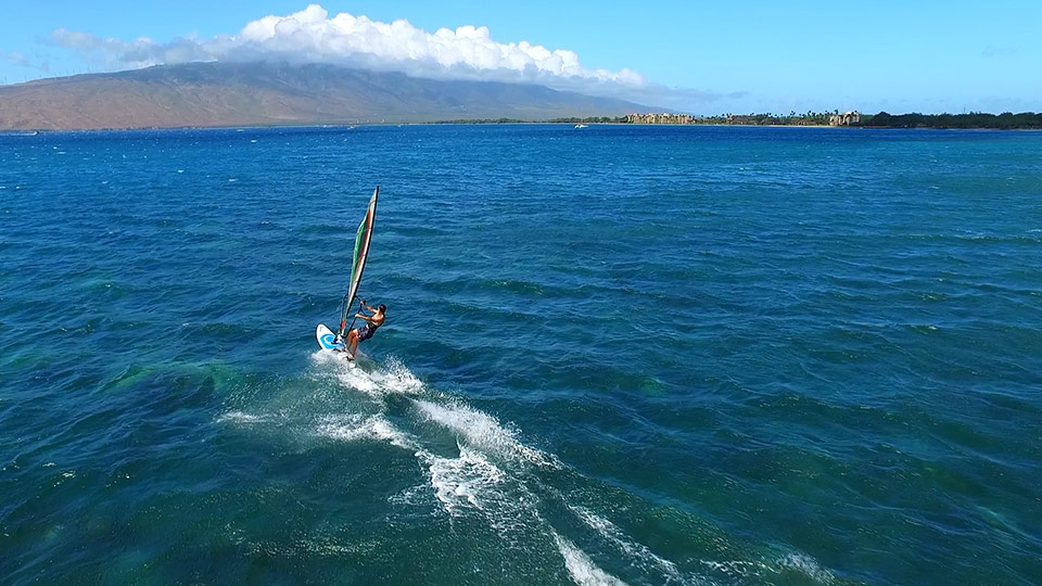 Top Things to do in Hawaii Windsurfing