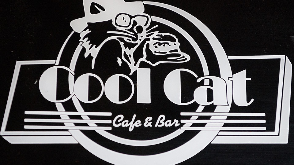 Best Maui Burger Cool Cat cafe & bar
