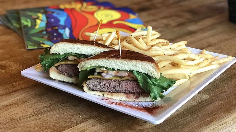 Best Maui Burger Cafe Mambo