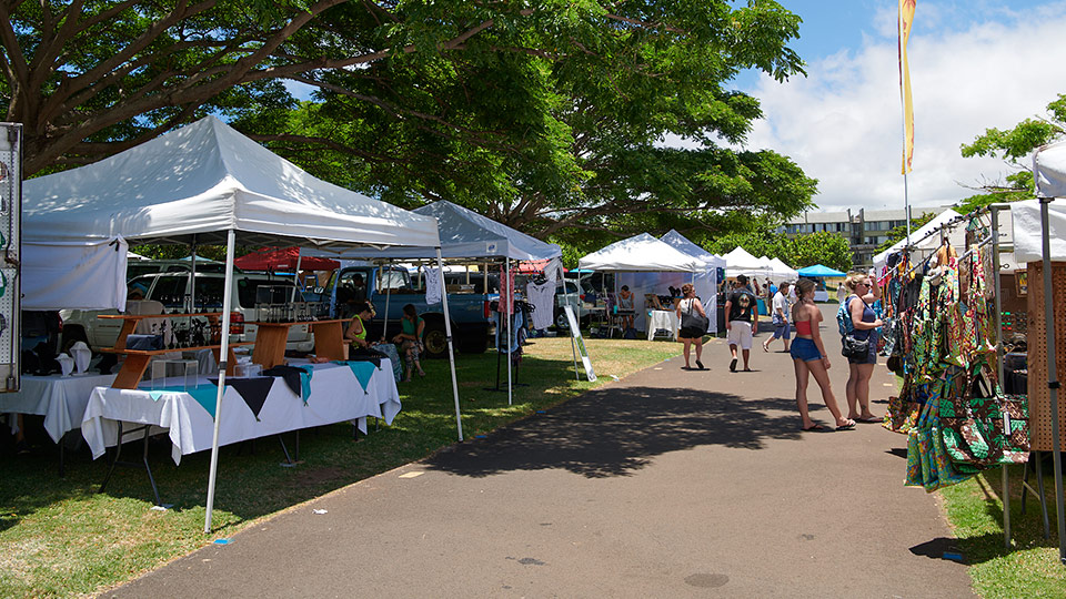Best Maui Souvenirs Swap Meet