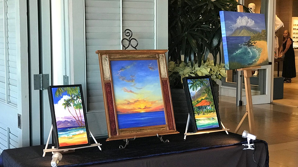Best Maui Souvenirs Artists Showcase