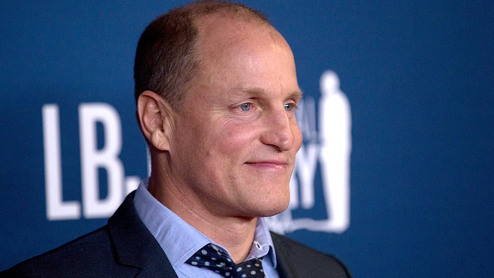 Top Maui Celebrities Woody Harrelson