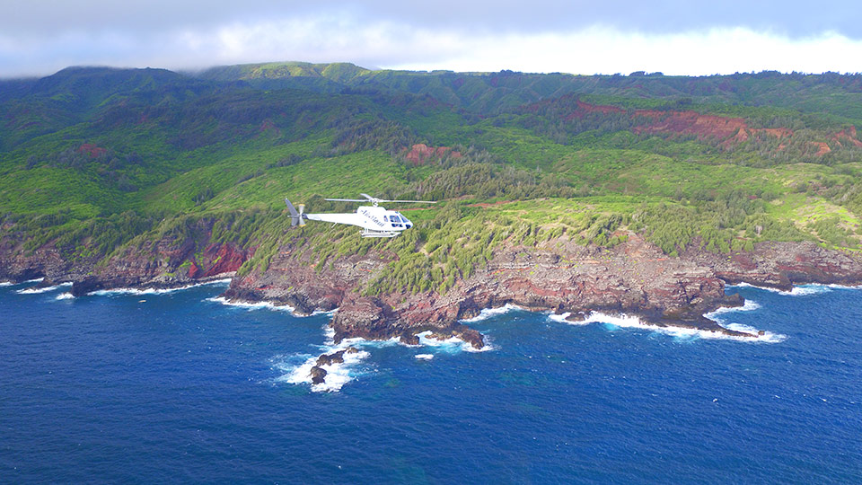 Top 20 Things Hawaii Helicopter ride
