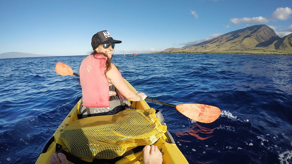 Best Wailea Activities Kayak