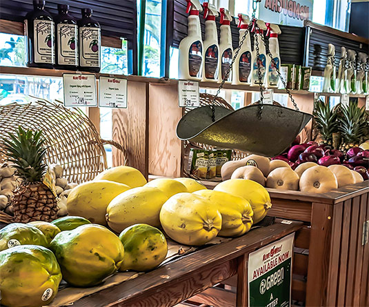 All Organic Food Sources on Maui