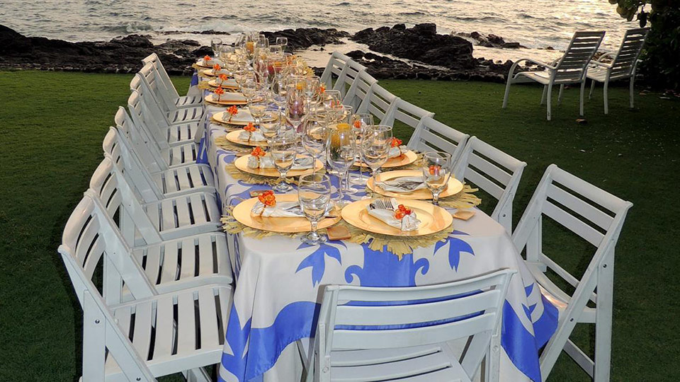 Kona Beach Bungalows Top Wedding Location