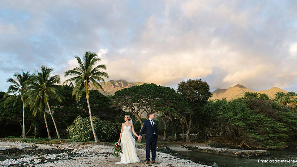 Makena Top Hawaii Wedding Location
