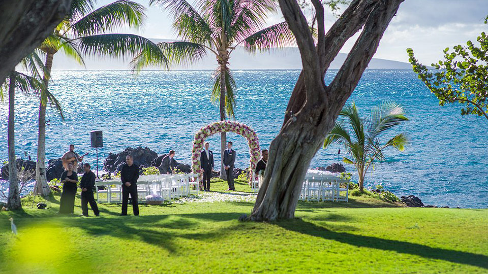 Sugarman Estate Top Hawaii Wedding Location