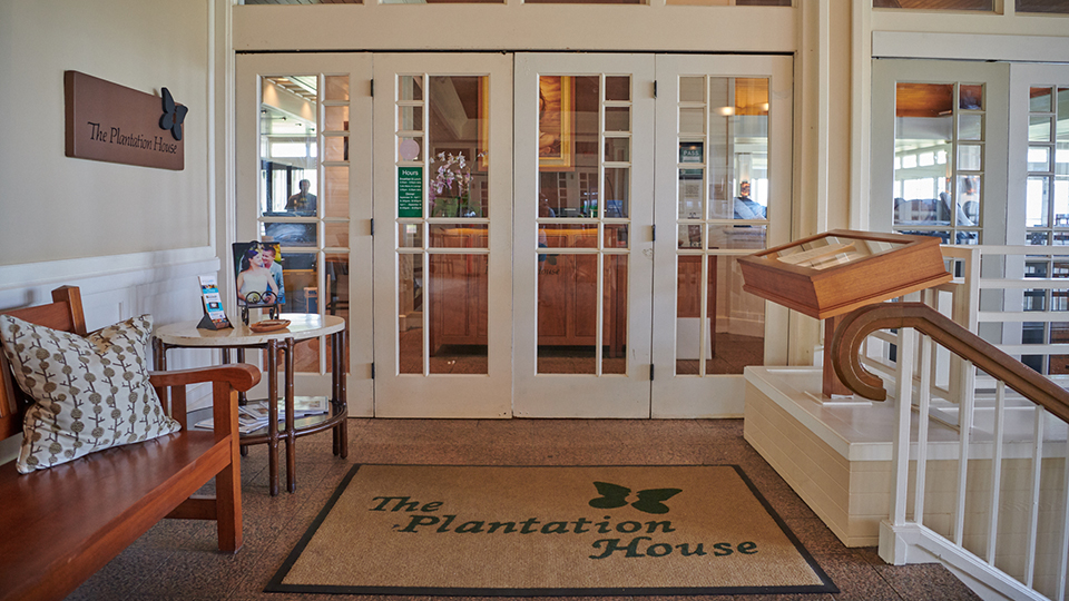 Top Restaurant Maui Plantation House