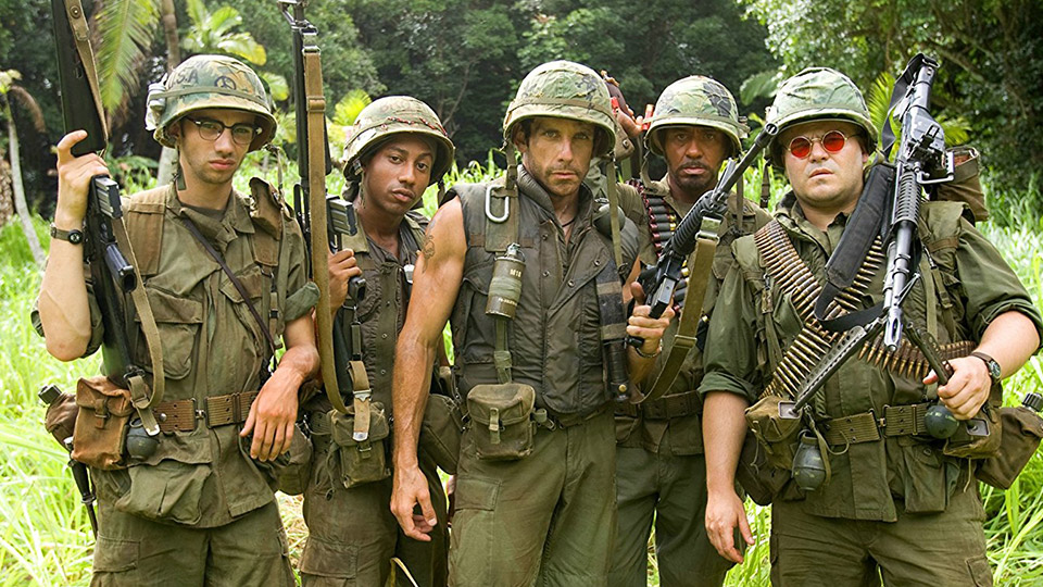 Best Hawaii Made Movie Tropic Thunder