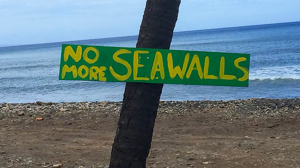 Save Hawaii Coral Reef Political Action