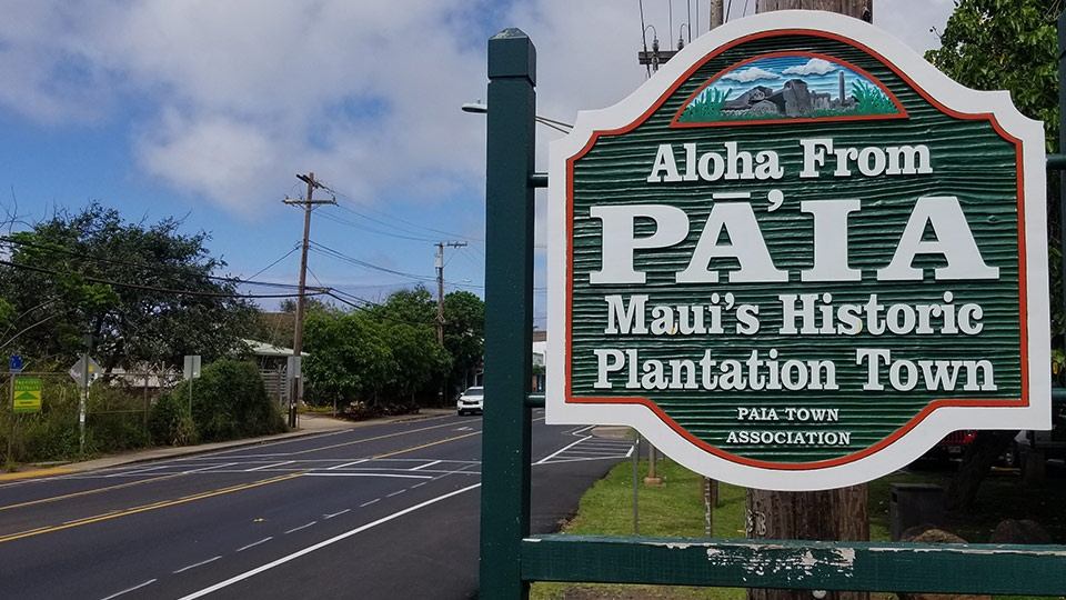 Best Maui Activities Historic Paia Town