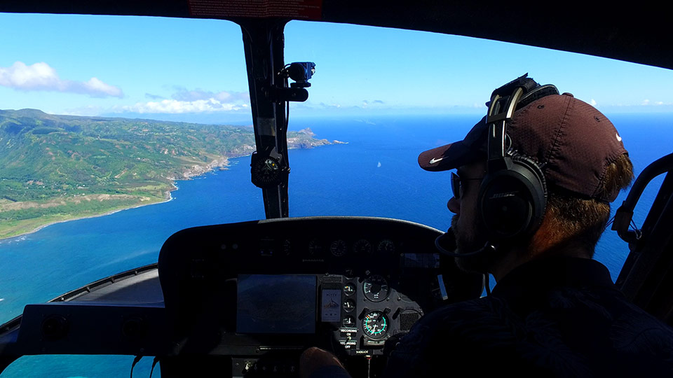 Best Maui Activities Helicopter Tour