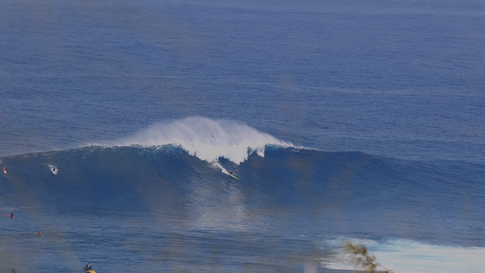 Best Maui Jaws Surf Break (Pe'ahi)