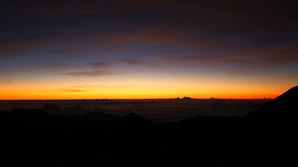 Best Maui Activities Sunrise Haleakala