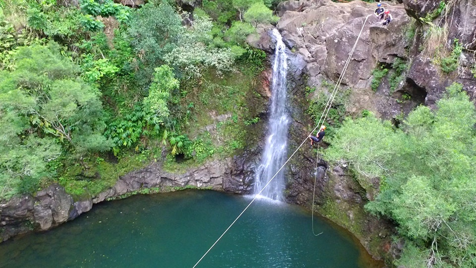 Best Maui Activities zipline
