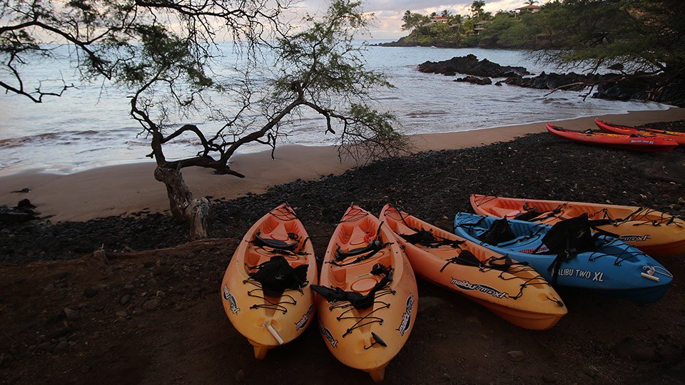 Best Maui Ocean Activities Kayaking