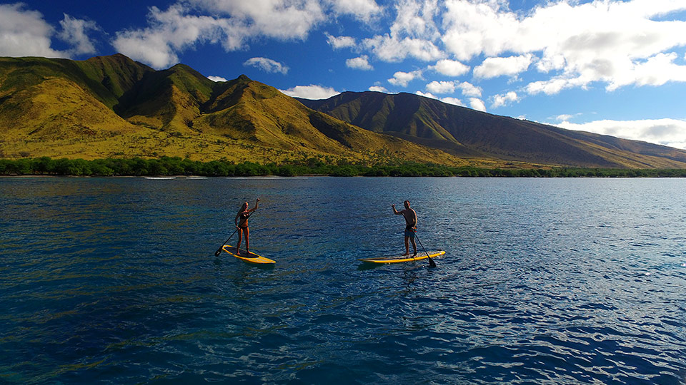 Best Maui Ocean Activities SUP