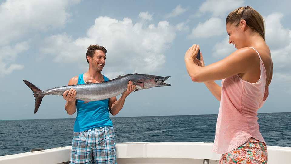 Best Maui Ocean Activities Sport Fishing