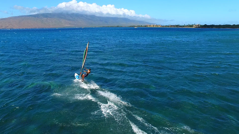 Best Maui Ocean Activities Windsurfing
