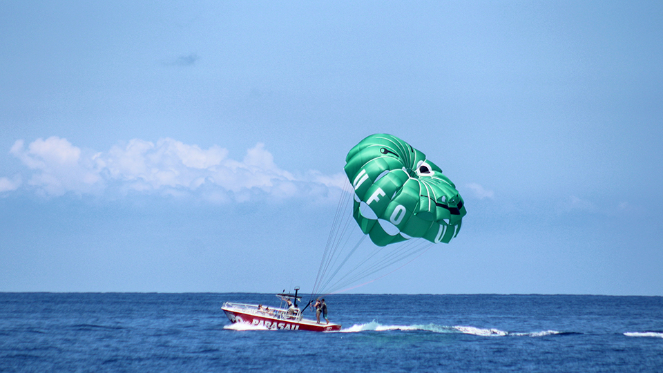Best Maui Ocean Activities Parasail