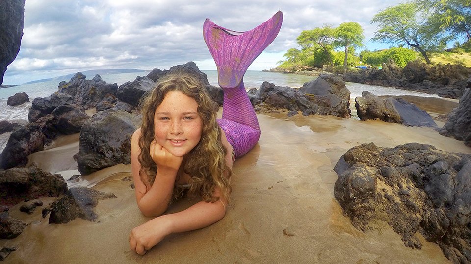 Best Kihei Maui Activities Kids Mermaid Swimming