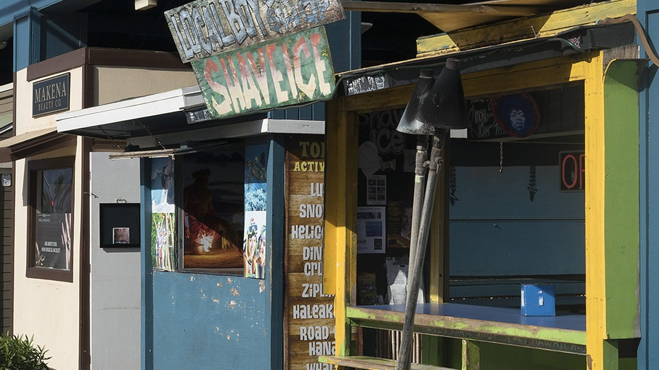 Best Maui Local Boys Shave Ice