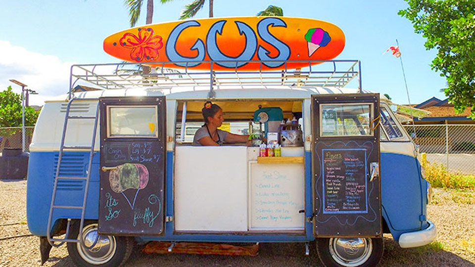 Best Maui Gus Hawaiian Shave Ice