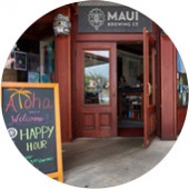 Happy Hour at Maui Brewing Co.